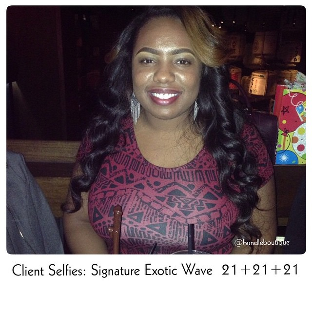 ❤️❤️❤️ #selfies #bundleboutique #bundledeals #exoticwave #qualityhair #virginhair #hotd #likes #cust