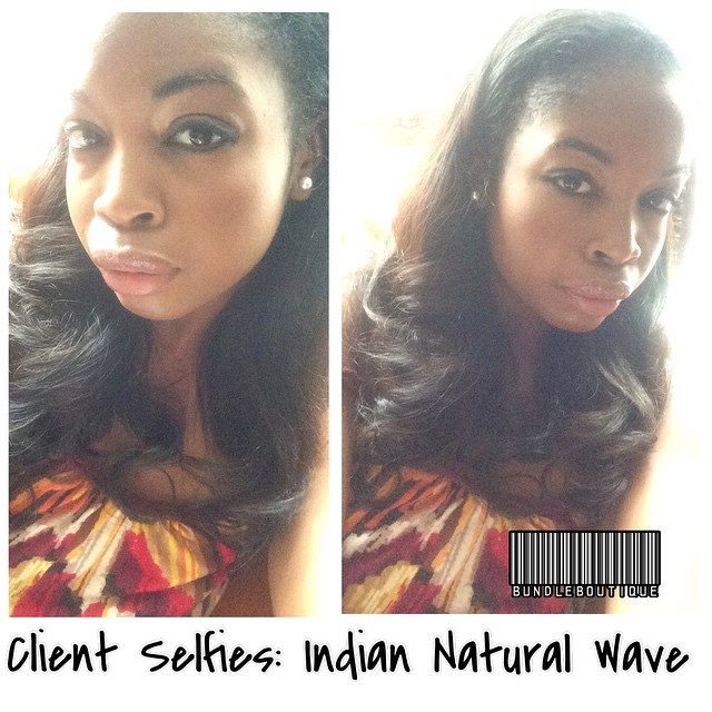 Client Selfies_ 18_ + 20_ Indian Natural Curl not wave 😍 #virginhair #hair #pretty #selfie #shamele