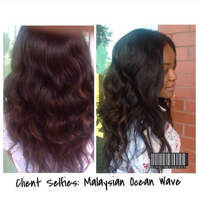 Client Selfies_ Malaysian Ocean Wave _ 3-Bundle Deals Available online at thebundleboutique