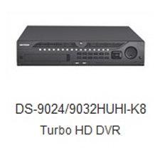 DVR Turbo HDTVI