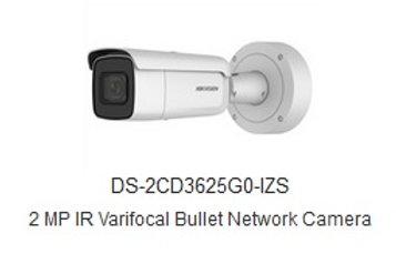 Cámara IP Bullet