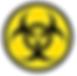 2-51-mm-Biohazard-s-mbolo-Hard-Hat-casco