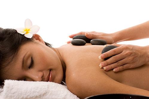 Swedish Massage w/Hotstone