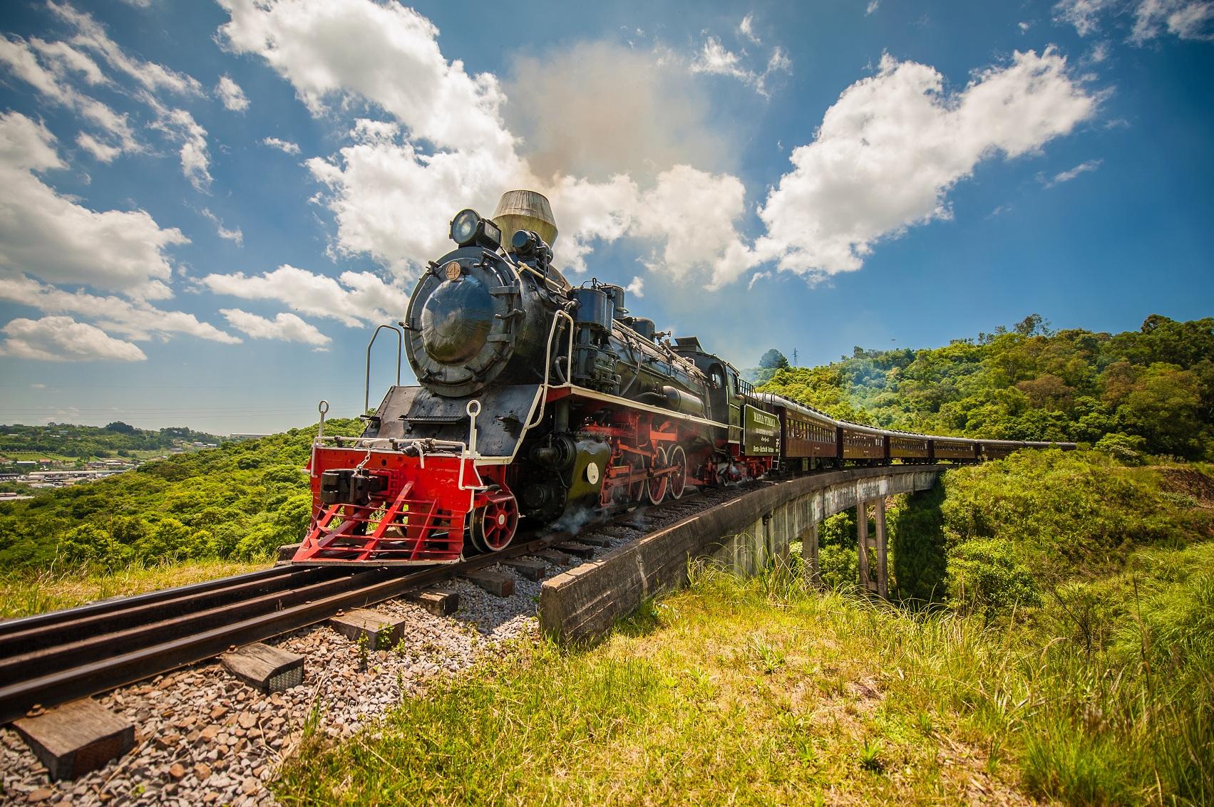 Trem Maria Fumaça