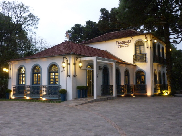 Museu do Perfume Gramado
