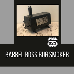 Barrel Boss Bug Smoker