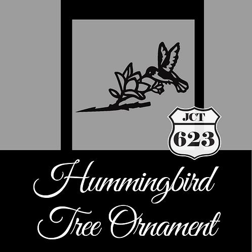 Humming Bird Tree Ornament