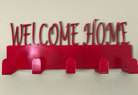welcome home Wall Hanger