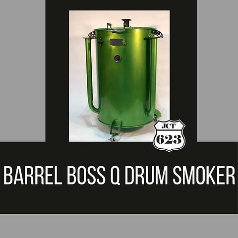 Barrel Boss Q - BBQ Smoker