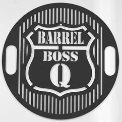 Grill for Barrel boss Q smoker