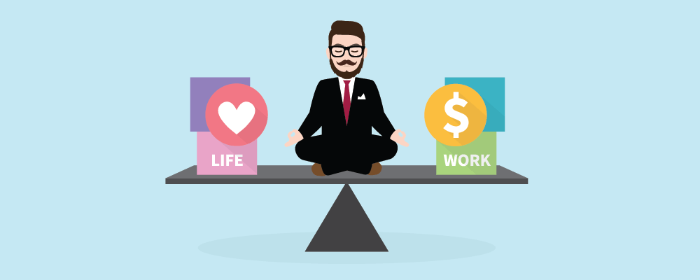 importance of good work life balance franchise owner