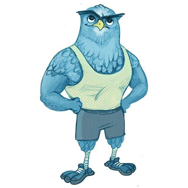 Coach Owl