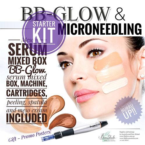 Starter Kit BB-Glow & Microneedling