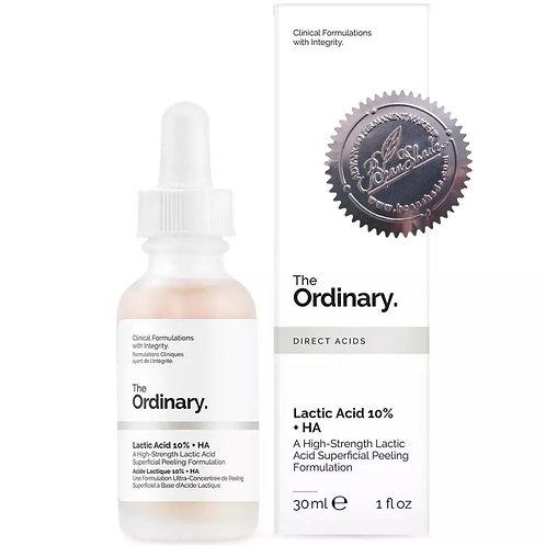 The Ordinary Peeling Solution Lactic Acid 10% +HA