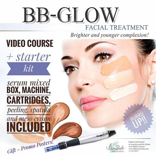 BB-Glow Video training + Starter Kit