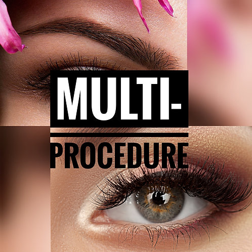 Gift certificate for Eyebrows&Eyeliner cosmetic tattooing