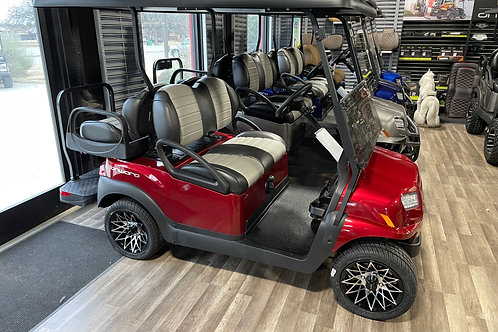 2021 CLUB CAR ONWARD GAS 4 PASS $10999