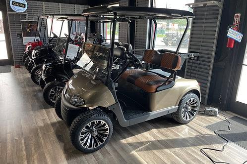 Custom 2017 EZGO RXV LITHIUM REFURB $8495