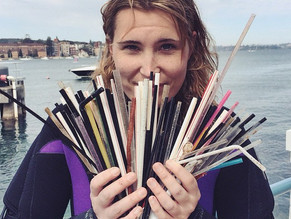 """March 2017: Say """"No"""" to Plastic Straws … Except as Art Materials!"""