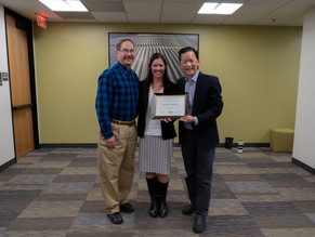 Sustainable Lafayette awarded MCE 2018 Charles F. McGlashan Award