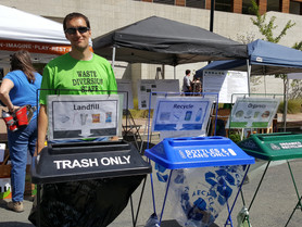 2019 Lafayette Earth Day Festival - Soon a Zero-Waste Event!