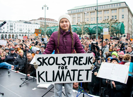 In The News: Global Youth Climate Strike