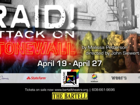 "Cast Announcement: ""RAID! Attack on Stonewall"""