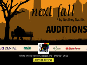 StageQ is Holding Auditions!