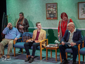 """StageQ Opens Latest Production with """"Next Fall"""""""