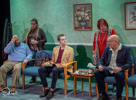 "StageQ Opens Latest Production with ""Next Fall"""