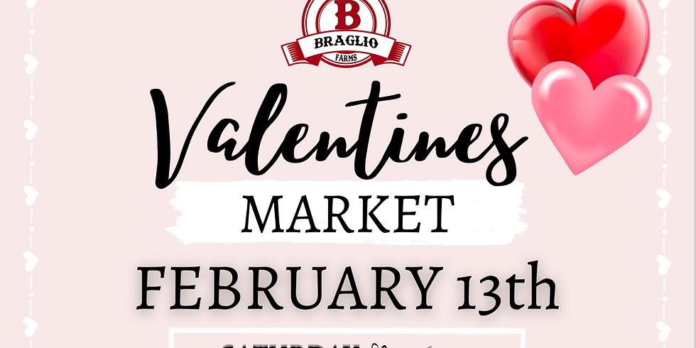 Valentine's Market at Braglio Farms
