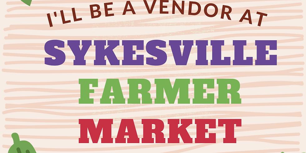 Sunday, July 11 Downtown Sykesville Farmers Market