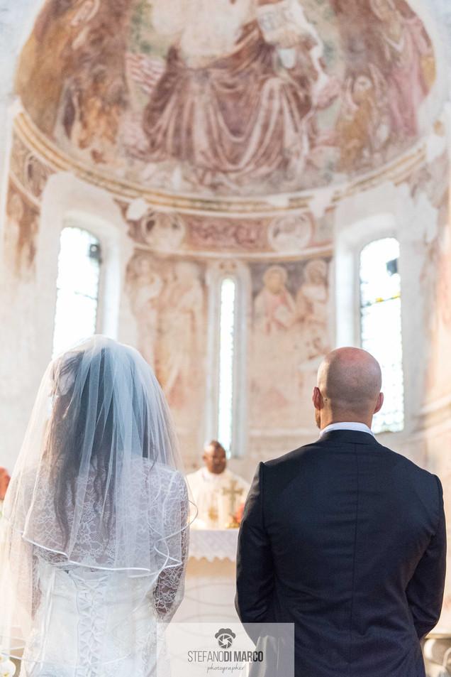Norma e Alain sposi - Pietrasanta - 06.1