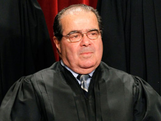 Scalia Dies Right on Time