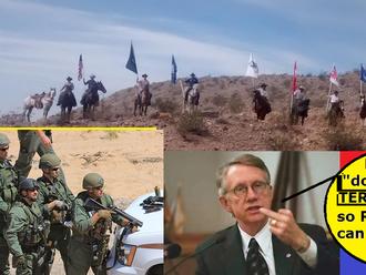 Harry Reid Calls farmers TERRORISTS again!!!