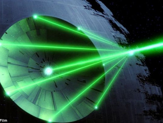 The real-life DEATH STAR: US researchers developing laser 100,000 times more powerful than all of Ea