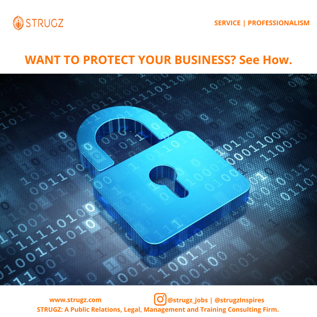 3 STEPS YOU CAN TAKE TO PROTECT YOUR BUSINESS