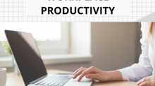 4 Ways to Boost Your Productivity in the Workplace
