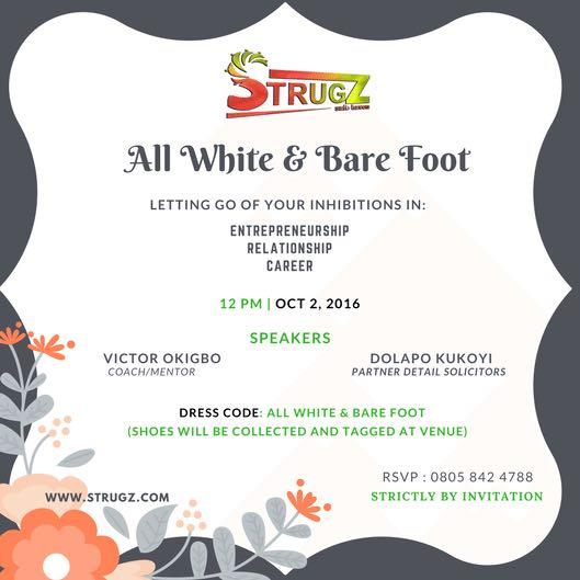strugz event invite