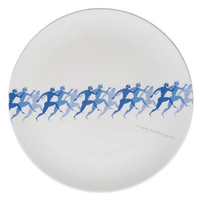 OLYMPIC RUNNERS II DINNER PLATE