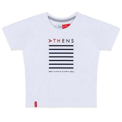 ATHENS FLAG KIDS T-SHIRT