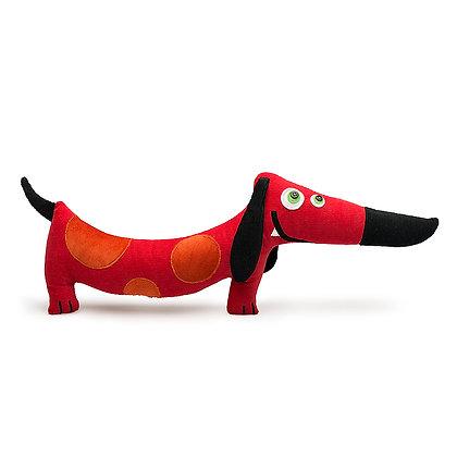 LARGE BASSET DOG