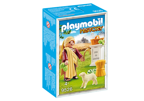 PLAYMOBIL DEMETRA