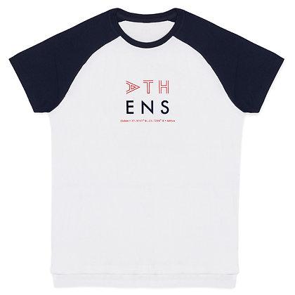 ATHENS 80'S T-SHIRT