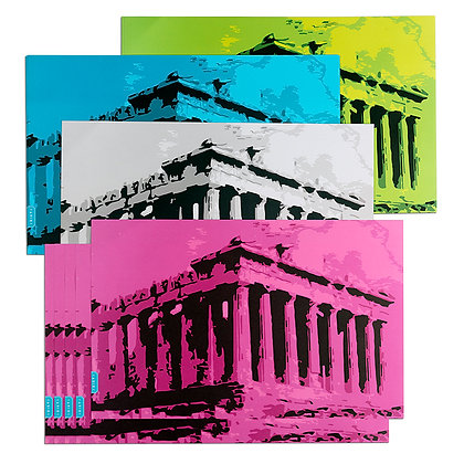 MONUMENTS OF ATHENS II PAPER PLACE MATS