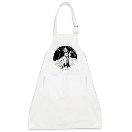 GREEK PROVERB APRON | BEAR