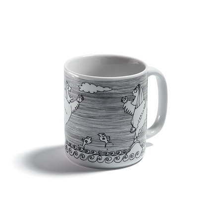 SIRENS SINGING MUG