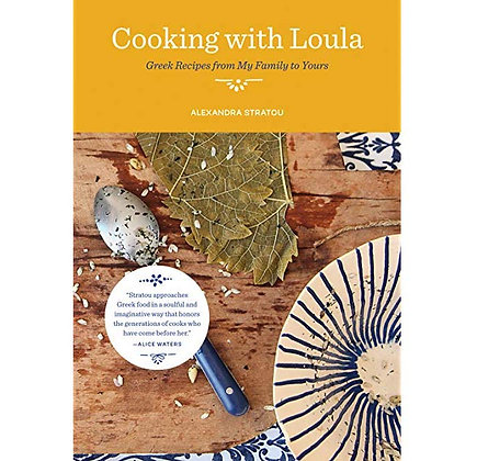COOKING WITH LOULA