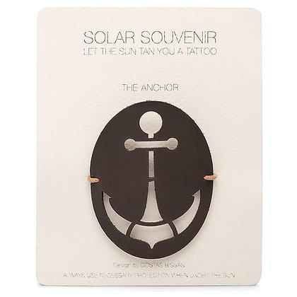 SOLAR SOUVENIR | THE ANCHOR