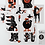 Thumbnail: THE GREEK MONSTERS SET OF 12 POSTCARDS